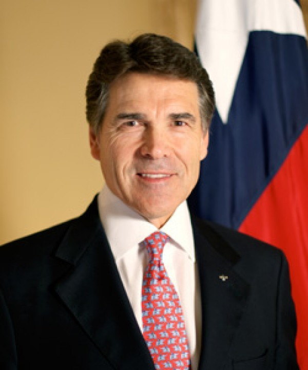 Rick Perry earned a  million dollar salary - leaving the net worth at 3 million in 2018