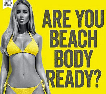Are you beach body ready - Know your meme