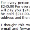 Bill Gates/Microsoft Chain-letter E-mails