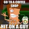 Gay Coffee Guy