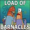 This is a load of Barnacles
