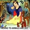 Bitch High as Fuck