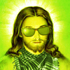 Hipster Jesus