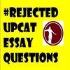 Rejected UPCAT Essay Questions