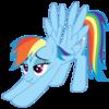 I Want to Cum Inside Rainbow Dash