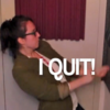 "Marina Shifrin's ""I Quit"" Video"