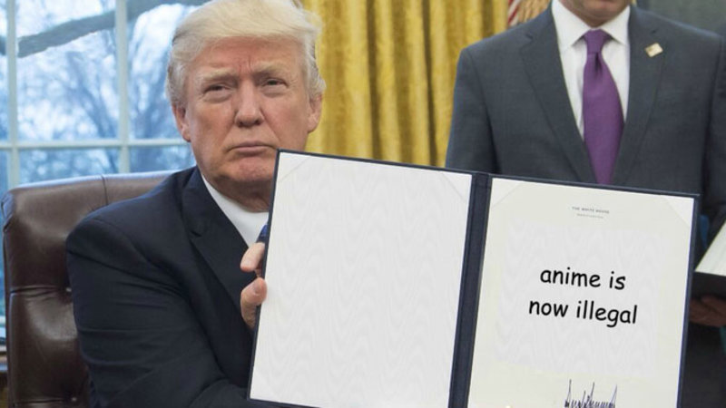 Donald Trump's First Executive Orders
