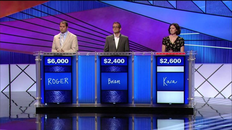 Jeopardy Contestant Gives a Naughty Answer