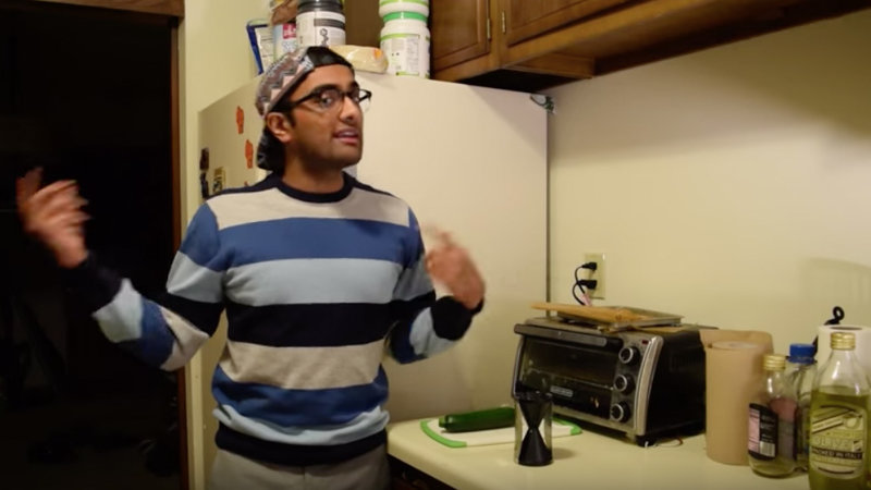 Cooking Time With Ashwin: Zucchini Noodles