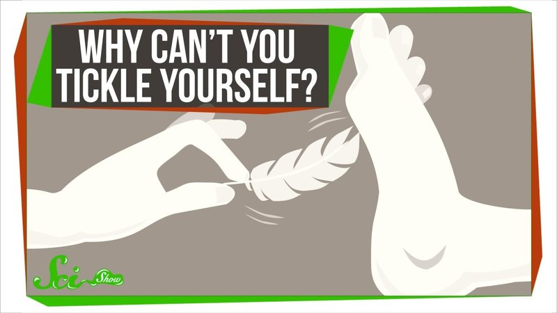 Science Explains Why You Can't Tickle Yourself