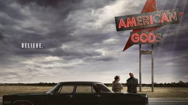 Starz Premieres American Gods
