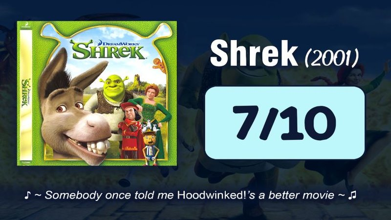 Every DreamWorks Film Reviewed in 10 Words