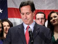Santorum Drops Out of the Race