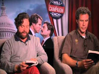 Ferrell & Galifianakis Read '50 Shades'