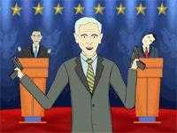 U.S. Presidential Debate 2012