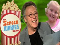 Christopher Walken as Honey Boo Boo