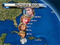 The Internet Braces for Hurricane Sandy