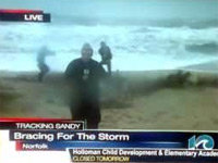 Hurricane Sandy: Rain Dance Edition