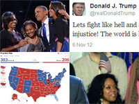 Internet Reacts to Obama's Re-election