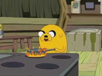 Adventure Time: Bacon Pancakes NY