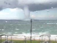 Waterspout at Batemans Bay