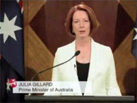 Australian PM: Doomsday is Coming!