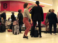 Dance Like Nobody is Watching in LAX