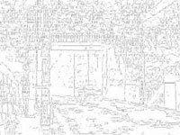 ASCII Art Anime Opening