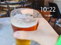 St Patty's Day With Google Glass