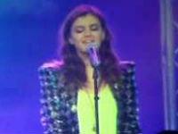 Rebecca Black Sings Rihanna