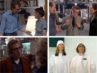 Supercut: Every Woody Allen Stammer