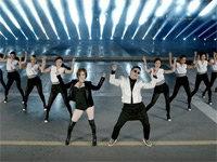 """PSY's New Music Video """"Gentleman"""""""