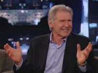 Harrison Ford Won't Talk Star Wars