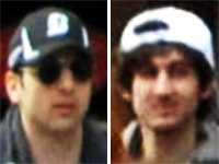 Suspects Identified: Tsarnaev Brothers