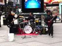 Little Kid Metal Band
