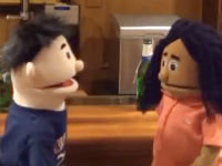 Proposing With Puppets