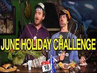June Holiday Challenge