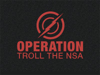 Operation Troll The NSA Begins