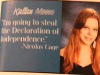 High School Senior Yearbook Quotes