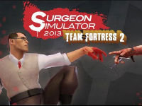 Surgeon Simulator Gains a Medic