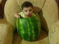Baby's First Watermelon
