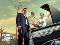 GTA V Gameplay Trailer Unveiled
