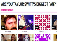 4chan Rigs Taylor Swift Fan Contest