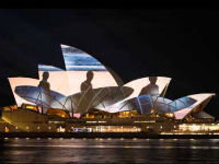 A Glowing Sydney Time Lapse