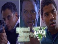 Grand Theft Auto V Live Action Trailer