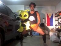 Gabriel Valenciano's Bizarre Dance Moves