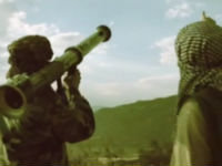 Banksy Parodies Syrian Rebel Videos