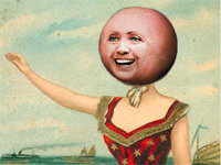 Hillary Clinton Is More Than a Moon Head