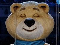The Olympics Close, Sochi Bear Cries