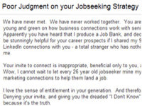 A Really Rude LinkedIn Reply Goes Viral